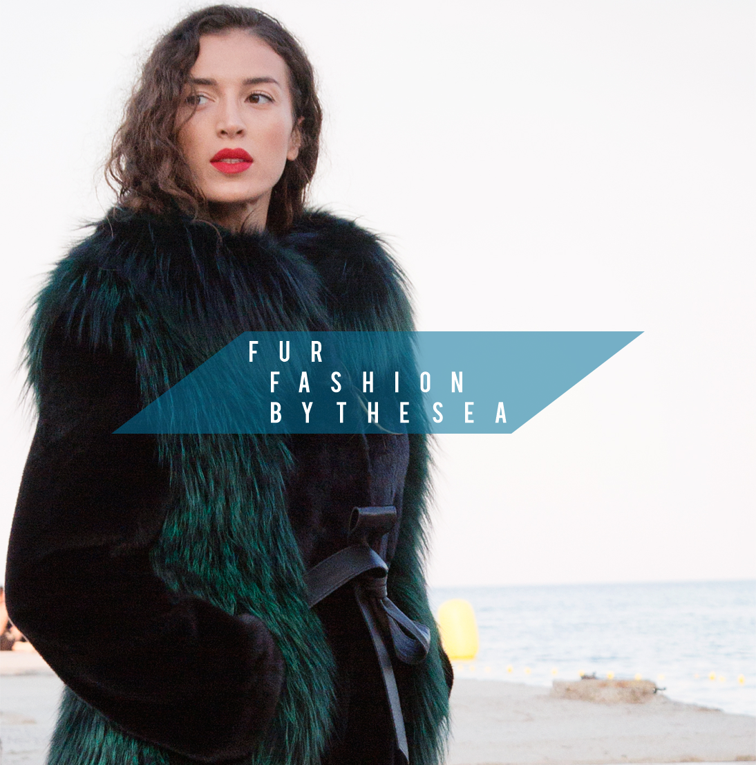 Fur Fashion by the Sea